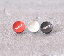 Sale! 3pcs 12mm Concave Camera Soft Shutter Release Button for Fujifilm Fuji