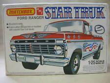 """Vintage Matchbox 1-25 Scale Model Kit ~ Ford Ranger """"Star Truck"""" ~c.1979 ~PK4605"""