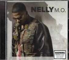 Nelly - M.O. (2013 CD) Feat Nicki Minaj/Pharrell/Nelly Furtado/T.I. (New Sealed)