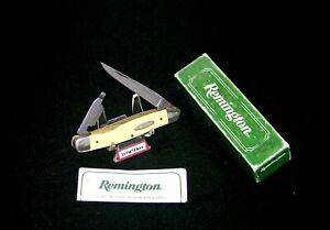 Remington 9508 Shotgun Knife 12ga & 20ga Hunters Tool W/Packaging,Papers Rare