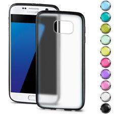 Impact Cover per Samsung Galaxy Custodia Slim Bumper Case Trasparente Opaco