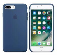 """GENUINE ORIGINAL APPLE OCEAN BLUE silicon case for iPhone 8 Plus/7 Plus 5.5"""""""
