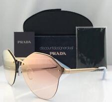 481bd8b2c509 ... sweden prada sunglasses pr 64ts authentic brand new gold pink mirror  7oead2 66mm 23716 37053