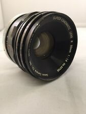 Canon Super-canomatic lens R 50mm 1:1.8 Great condition (74)