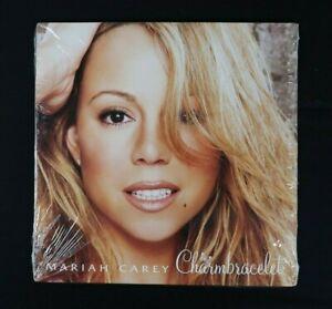 Mariah Carey Charmbracelet Limited Edition Bone Vinyl 2 LP RARE NEW SEALED 2020