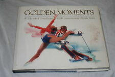 Golden Moments A Collection of US 1984 Comm Olympic Issues 1984 Hardcover