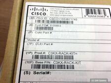 Original CISCO C3KX-RACK-KIT 19/23/24/ETSI Rack Mount Kit für Cat 3750-X/3560-X