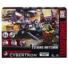 Transformers Titans Return SIEGE ON CYBERTRON 5 Figures Action Figure Spielzeug
