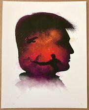 Firefly Limited Edition Serenity Poster Whedon Art Print Mondo Yan Sdcc Rare /60