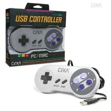 "New ""S91"" PC/ Mac Premium SNES-Style USB Controller - CirKa"