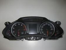 Audi a4 8k tfsi FSI fis + AMF High velocímetro cluster combi instrumento 8k0920930a t86