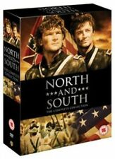 North and South The Complete Series 5051892014724 DVD Region 2