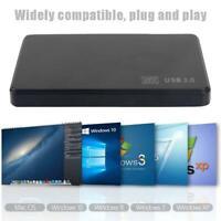 YouN 2,5 Zoll Festplattengehäuse SATA USB3.0 HDD 5Gbps Externes Festplatten
