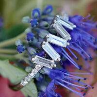 Brillant Diamant Ring 0.35 ct 750er Weißgold ELFENZART ZICKZACKKURS SW2.290.-EUR