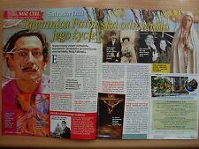 SALVADOR DALI in Polish Magazine DOBRY TYDZIEN 19/2017