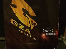 "GZA/genius 12"" Knock Knock VG++"