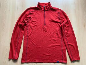 Patagonia Capilene Baselayer Sweatshirt Thermal POLARTEC Midweight Shirt Top M