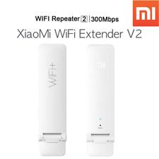 Original Xiaomi Mi WiFi Amplifier WLAN 300Mbps Router Signal Extender 2 Antennas