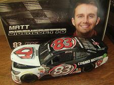 Matt DiBenedetto 2016 Cosmo Motors Camry 1/24 NASCAR