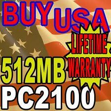 512MB Soltek SL-XP865G-L SL-XP865G-3IG Ram MEMORY
