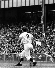 1961 New York Yankees ROGER MARIS Glossy 8x10 Photo '61st Home Run' Print Poster
