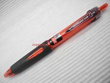 Uni-Ball SN-200PT SN-220 Power Tank 0.5mm Extra Fine Ball Ballpoint Pen, Red