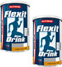 NUTREND FLEXIT Drink 2 x 400g Powder JOINTS & BONES SUPPORT COLLAGEN 4 FLAVOURS