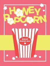 HONEY POPCORN - Bibidi Babidi Boo (1st Mini Album) CD+Booklet+Tracking no.