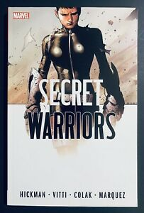 SECRET WARRIORS THE COMPLETE COLLECTION VOL 2 TPB VERY RARE OOP SHIELD HICKMAN
