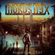 MOROS NYX -  Revolution Street (NEW*US METAL*LIM.500*L.LORD*N. DEMON*GAMMA RAY)