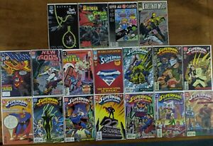 Collection of Assorted DC Comics