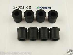 HOLDEN RODEO REAR LEAF SPRING BUSH KIT RUBBER SUITS TF,RA,R9 1988-12/2008