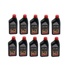 10 Genuine Automatic Transmission Fluid 00289ATFWS for Toyota Highlander Camry