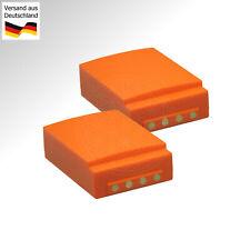 2x Akku für Kran-Fernbedienung HBC Radiomatic FuB5AA BA225030 BA206030 BA205031