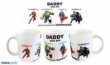 New Fathers Day Daddy Dad Father  coffee tea mug 11oz gift birthday