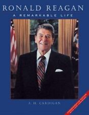 Ronald Reagan : A Remarkable Life by Jim Cardigan (1995, Paperback)