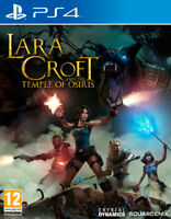 Lara Croft and the Temple of Osiris PS4 PlayStation (Actual Disc Version)