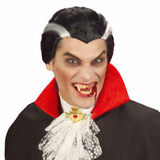 Parrucche e barbe nero horror Widmann per carnevale e teatro