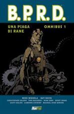 B.P.R.D. OMNIBUS n. 1 UNA PIAGA DI RANE Magic Press