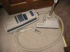 New listing Vintage Electrolux Ambassador Iii 3 Power Nozzle Canister Vacuum Cleaner
