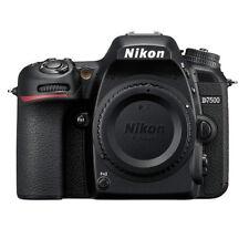 Nikon D7500 20.9MP DX-Format CMOS Sensor Digital SLR Camera Body