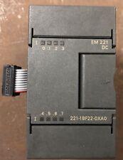 Siemens  Simatic Plc S7 - 200 EM221 6ES72211BF220XA0