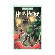Harry Potter y la camara secreta, J. K. Rowling, Adolfo Munoz Garcia, Nieves Mar