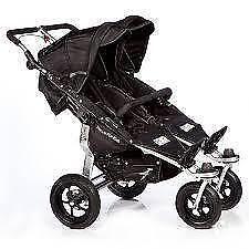 TFK Kinderwagen mit Fußsack