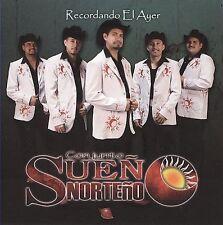 Conjunto Sueno Norteno : Recordando El Ayer CD