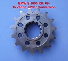 Sport Sprocket BMW S 1000 RR, S1000, 15 Teeth, 520, JTF 1404-15, Sprocket, #520