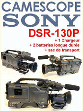 CAMERA DOCKABLE DVCAM Sony DSR-130P