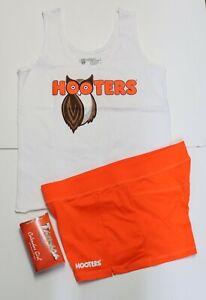 Hooters Uniform Tank Top XX Small Devil Theme