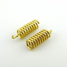 100pcs Copper 868MHz 50Ω Spring Antenna for Wireless Communication System 13mm