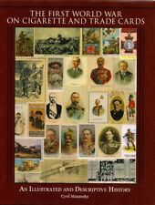 The First World War on Cigarette and Trade Cards by Dr Cyril Mazansky
